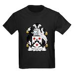 Wingrove Family Crest Kids Dark T-Shirt