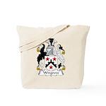 Wingrove Family Crest Tote Bag