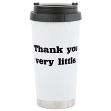 Unique Rodney Travel Mug
