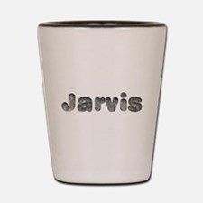 Jarvis Wolf Shot Glass