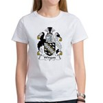 Wingate Family Crest Women's T-Shirt