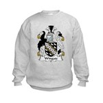Wingate Family Crest Kids Sweatshirt