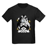 Winford Family Crest Kids Dark T-Shirt