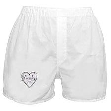 Crowley Heart ~ Men's Boxer Shorts