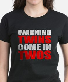 twins funny T-Shirt