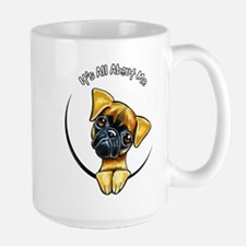 Smooth Brussels Griffon IAAM Mugs