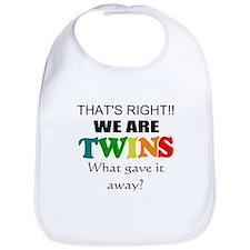 twins Bib