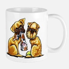 Griffs and Toys Mugs
