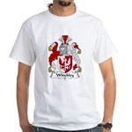 Winckley Family Crest White T-Shirt