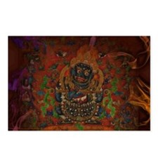 Mahakala from Buddhism Postcards (Package of 8)