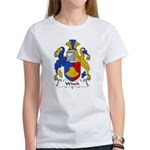 Winch Family Crest Women's T-Shirt