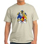 Winch Family Crest Light T-Shirt