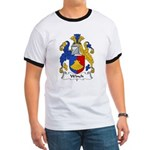 Winch Family Crest Ringer T