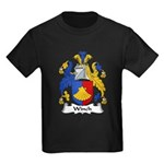 Winch Family Crest Kids Dark T-Shirt