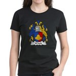 Winch Family Crest Women's Dark T-Shirt