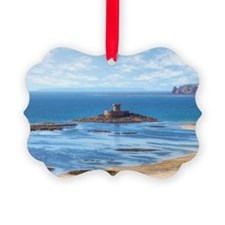 Channel Island Jersey Ornament
