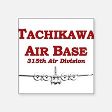 tachikawa air base japan Sticker