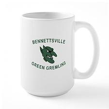 Gremlins in Green Mug