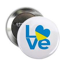 "Ukrainian LOVE 2.25"" Button"