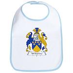 Wiltshire Family Crest Bib