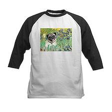 Irises / Pug Tee