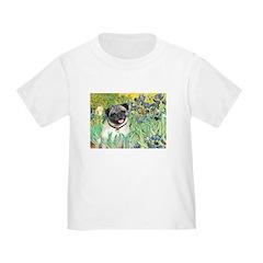 Irises / Pug T