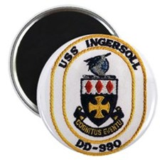 USS INGERSOLL Magnet