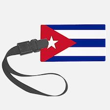 Flag of Cuba Luggage Tag