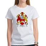 Wilton Family Crest Women's T-Shirt