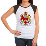 Wilton Family Crest Women's Cap Sleeve T-Shirt