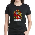 Wilton Family Crest Women's Dark T-Shirt