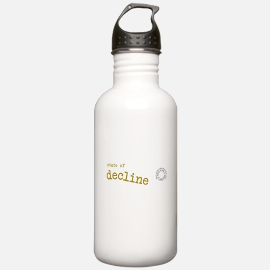 State of Decline Water Bottle
