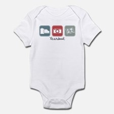 Yearbook (Squares) Infant Bodysuit