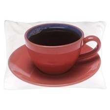 Cup of Coffee Pillow Case