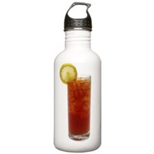 A Glass of Iced Tea Water Bottle