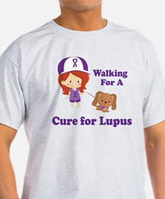 Cute Lupus research T-Shirt
