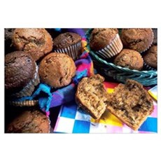 Muffins Poster