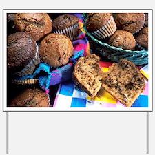 Muffins Yard Sign
