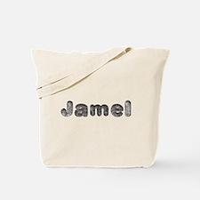Jamel Wolf Tote Bag
