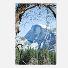 Yosemite's Half Dome Postcards (Package of 8)