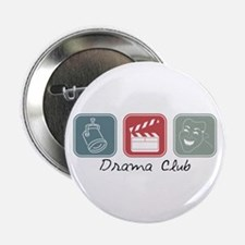 Drama Club (Squares) Button