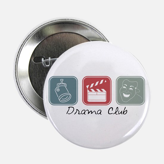 "Drama Club (Squares) 2.25"" Button (10 pack)"