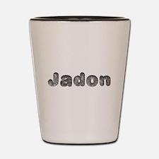 Jadon Wolf Shot Glass