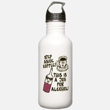 Step Aside Coffee / Al Water Bottle