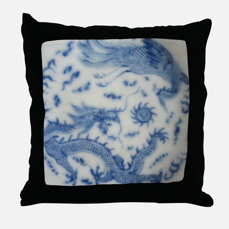 Chinoiserie Pillows, Chinoiserie Throw Pillows & Decorative Couch Pillows