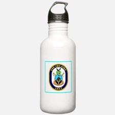 USS Iwo Jima Water Bottle