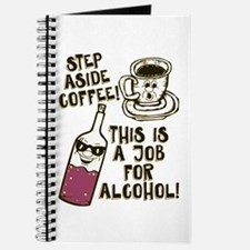 Step Aside Coffee / Alcohol Journal