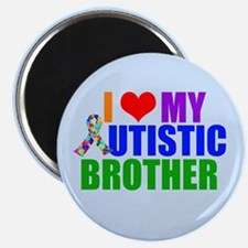 Autistic Brother Magnet