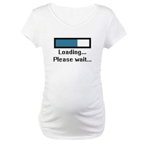 Loading... Please Wait... Maternity T-Shirt