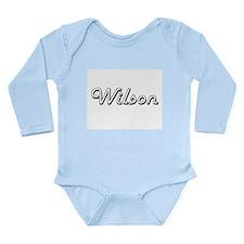 Wilson surname classic design Body Suit